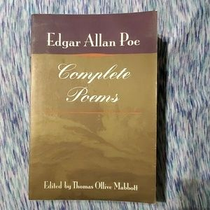 Other - Complete Poems of Edgar Allan Poe